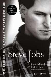 Steve Jobs hanh trinh tu ga nha giau khinh suat den nha lanh dao kiet xuat