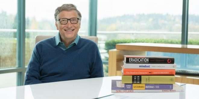Tổng Hợp Những Quyển Sách Bill Gates Khuyên Đọc