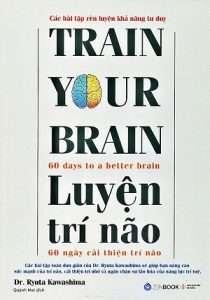 Luyen tri nao top 10 210x300 Top 7 sách hay về bộ não nên đọc