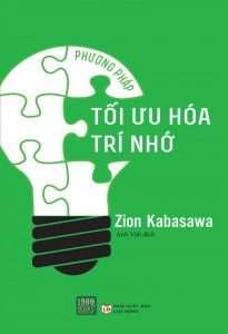 Phuong phap toi uu hoa tri nho 205x300 9 quyển sách rèn luyện trí não hiệu quả nhất nên đọc