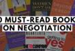 10 quyển sách hay về đàm phán nên đọc