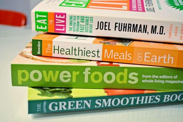 7 quyển sách hay về dinh dưỡng nên đọc