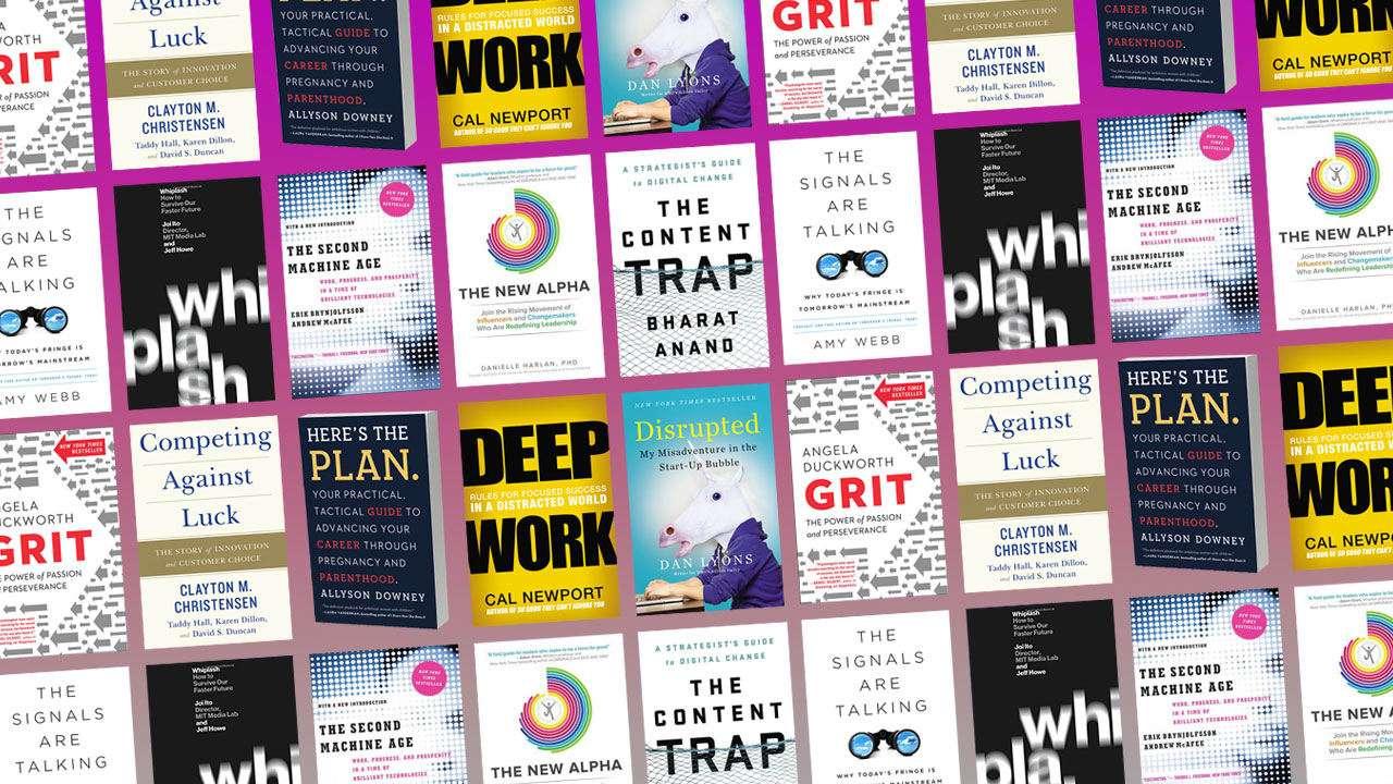10 quyển sách hay về doanh nhân nên đọc