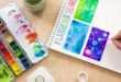 5 cuốn sách dạy vẽ màu nước hay nên đọc